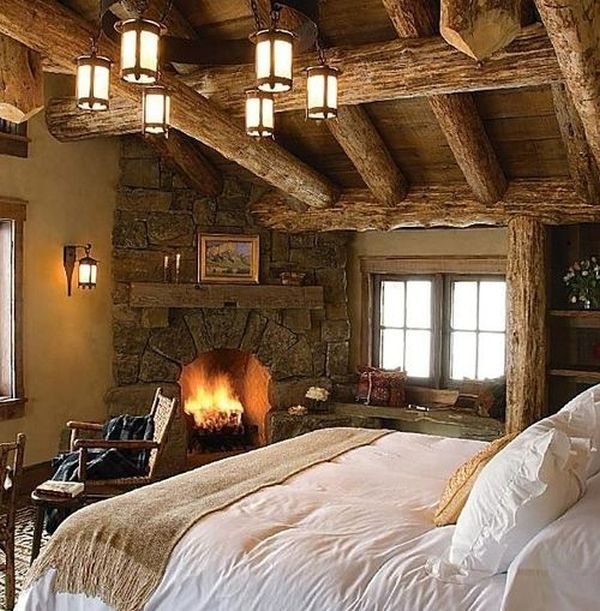 best medium log ideas bedroom rustic bedrooms style cabins cabin size contemporary plans and design decorating impressive on