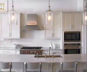 ... Tips On How You Can Improve Your Kitchen Design With Lights