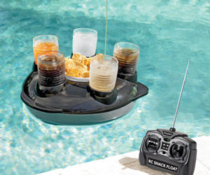 Radio Controlled Pool Drink Float