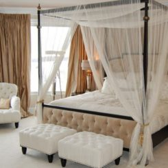 Romantic Beds how you can make your bedroom look and feel romantic
