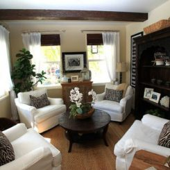 What Differentiates A Living Room From Sitting Area