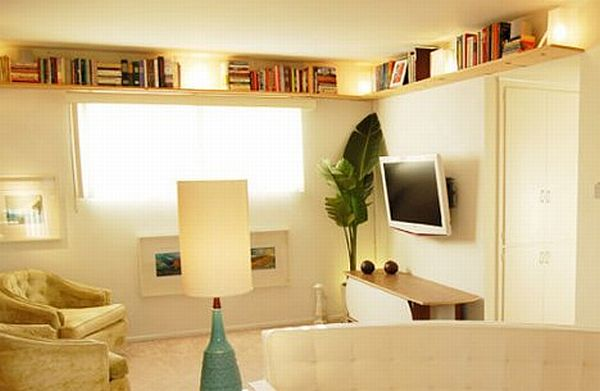10 ways to maximize space in a small room Maximise storage small bedroom