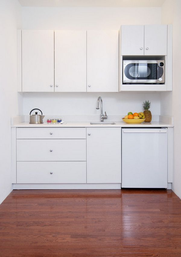 The differences between a kitchen and a kitchenette for Kitchenette layout