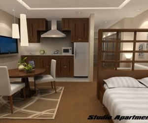 How To Decorate A Studio Apartment - Designing a one bedroom apartment