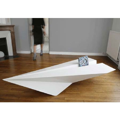 Aerodynamic Jet Coffee Table By Lorraine Brennon Pictures