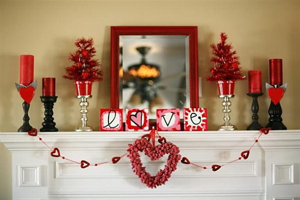 how to create a romantic bedroom for valentine's day?, Ideas