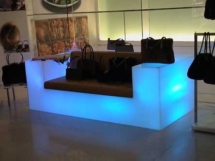 View In Gallery. This Sofa Can Add Light ...