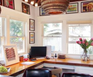 How To Make The Most Of A Small Corner Desk