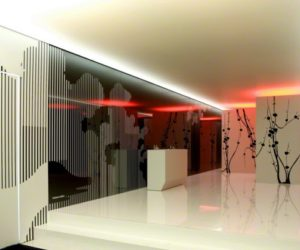 Incroyable Printed Backlit Decorative Wall Panels From Barrisol