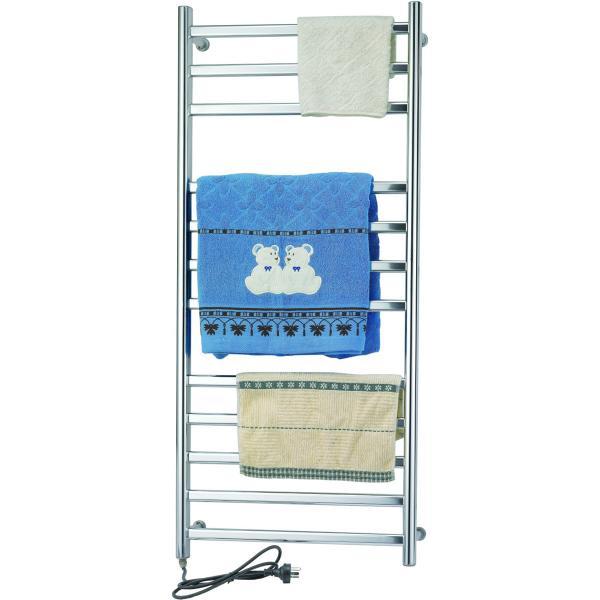 Electrically Heated Towel Rack