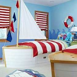 How to Turn Your Boy's Room into a Pirate's Cove