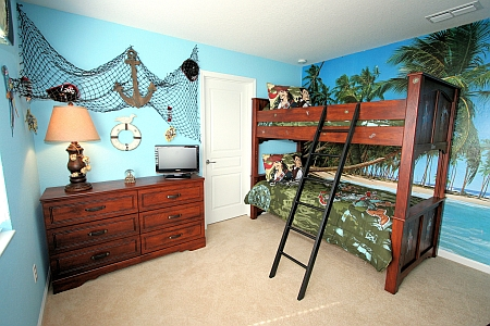 How To Turn Your Boy S Room Into A Pirate Cove