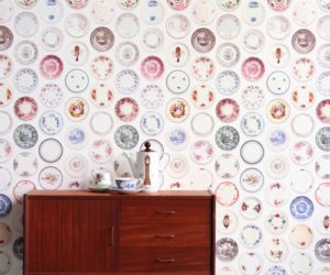 Good ... Joyful Porcelain Plates Wallpaper Images
