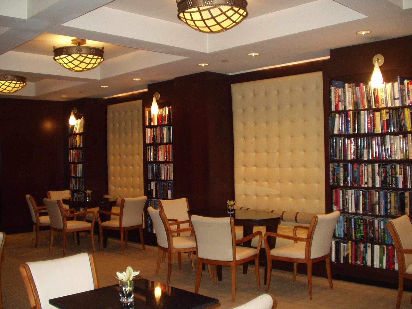 Library Hotel In Manhattan U2013 New York Nice Ideas