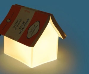 Book Rest Lamp and Bookmark Too