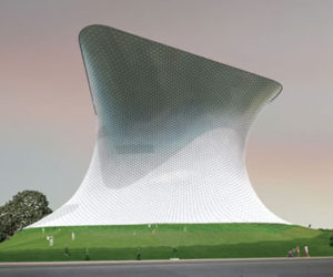 Dalian Shell Museum · Soumaya Art Museum In Mexico City