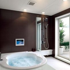 Bathroom Design Modern modern bathroom designs yield big returns in comfort and beauty