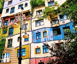 Green Architecture in Vienna, Austria – Hundertwasserhaus