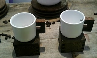 Merge Cup with Saucer