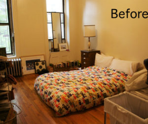 Small bedroom decorating ideas on a budget for Cheap bedroom ideas for small rooms