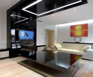 Modern Apartment Remodeled Interiors By A-cero