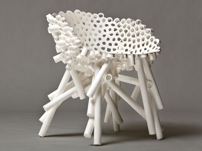 PP Tube #2 Chair By Tom Price
