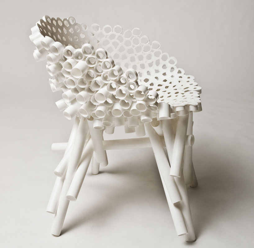 PP Tube #2 Chair By Tom Price Nice Look