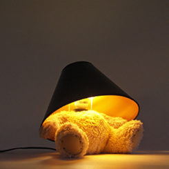 Beautiful Teddy Bear Lamp By Matthew Kinealy Great Pictures