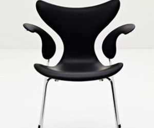 The Lily Chair by Arne Jacobsen