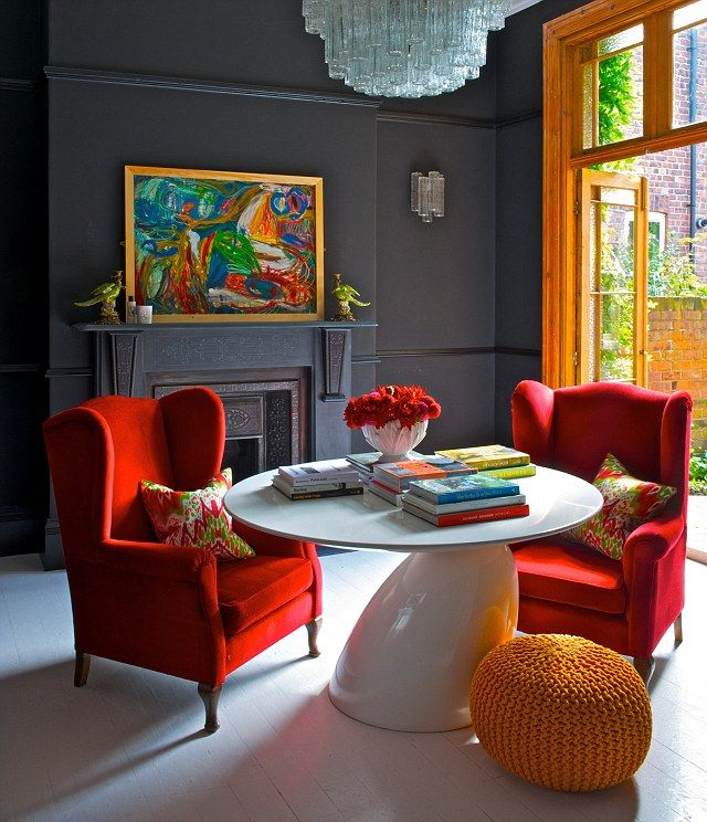 Bold Room Designs: How To Decorate With Bold Colors
