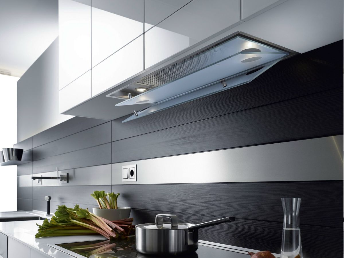Modern Kitchen Hoods 5 stylish hoods modern kitchens dream about