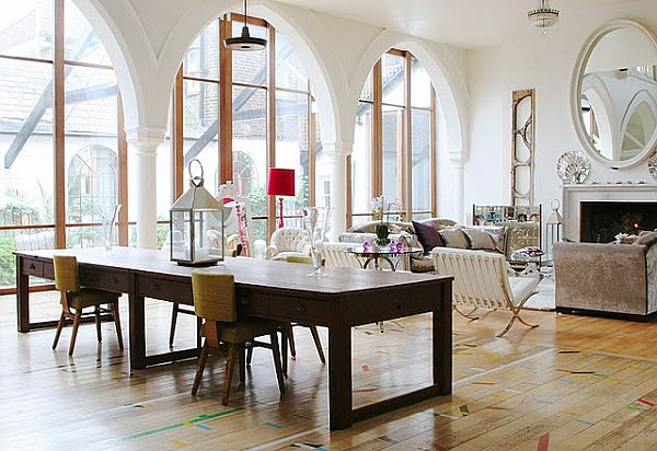 4 Churches Turned Into Beautiful Homes