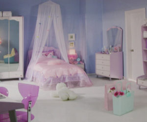 5 Wonderful Fairy Tale Bedrooms