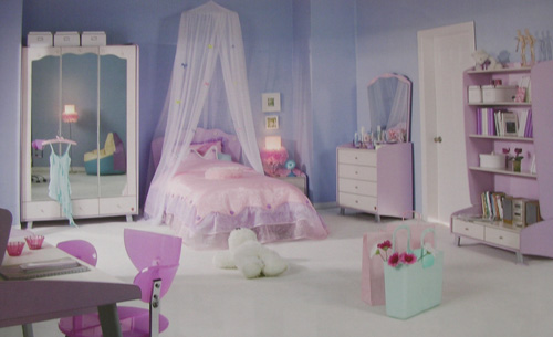 Girls Fairy Bedroom Ideas 2 Interesting Inspiration
