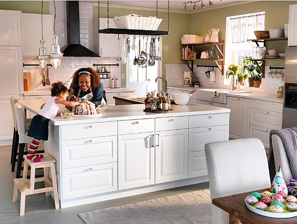 10 ikea kitchen island ideas - Kitchen Islands Ikea