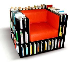 Interesting Library Chair