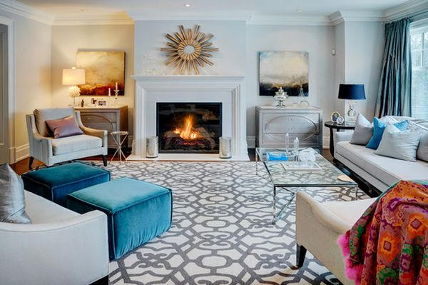 How To Choose The Right Rug According To The Rooms Function