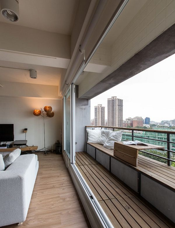 Difference Between A Terrace And Balcony In Modern Times