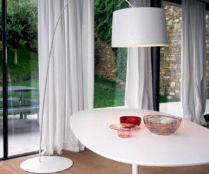 Elegant Twiggy Floor Lamp By Marc Sadler Foscarini Design Inspirations
