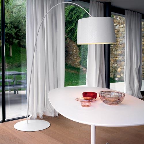 Charming Twiggy Floor Lamp By Marc Sadler Foscarini Awesome Design