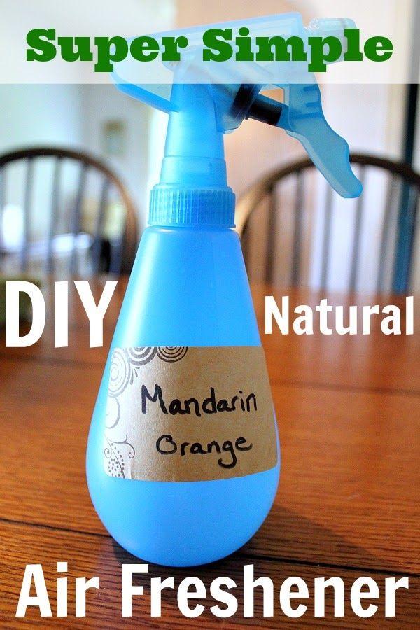 9 Best DIY Air Fresheners