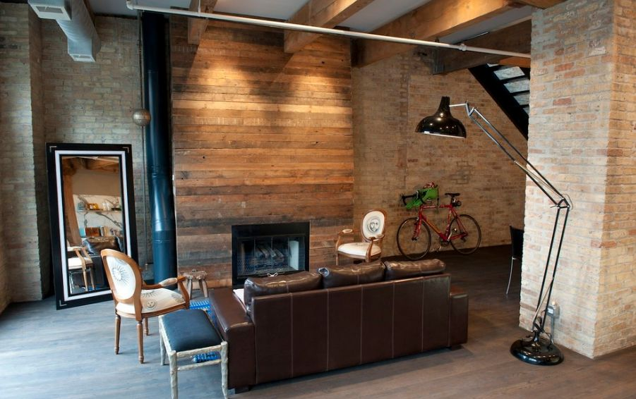 How To Decorate And Organize The Space Around A Fireplace