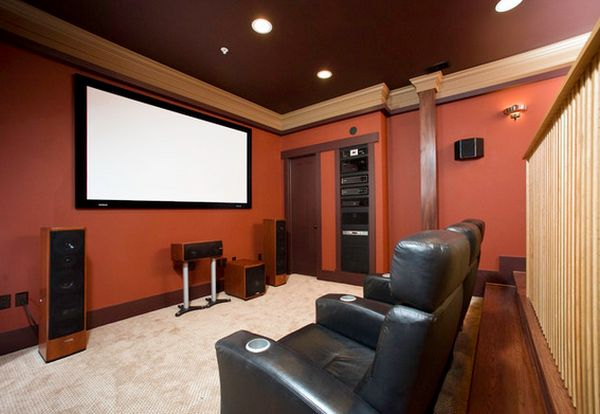 How To Choose The Right Color For Your Media Room