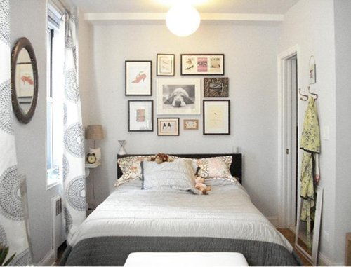 How do i design my small bedroom - How to furnish a small bedroom ...