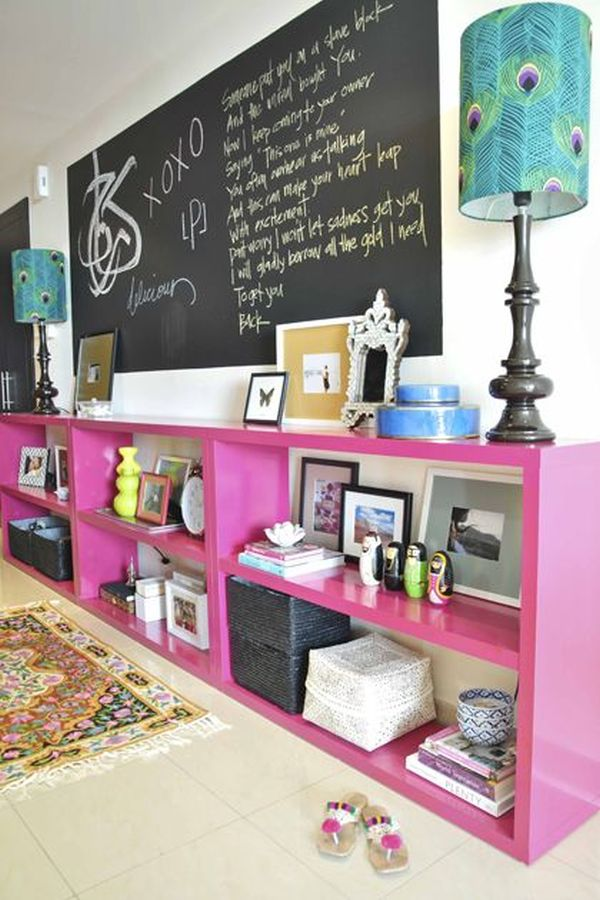 How To Decorate With Bold Colors