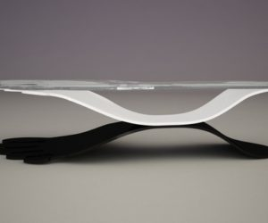 Step Coffee Table by Svilen Gamolov
