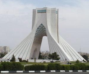 Azadi Tower in Tehran – Iran