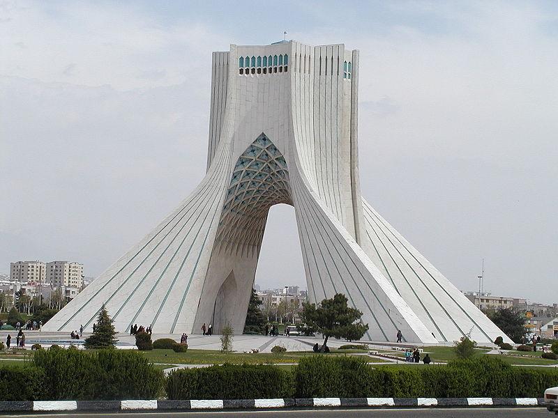 Charming Azadi Tower In Tehran U2013 Iran Awesome Ideas
