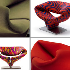 Ribbon Chair From Artifort