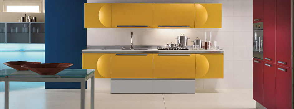 Trendy Modern kitchen from Aster Cucine